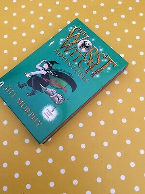 The Worst Witch By Jill Murphy 3 Book Collection - Excellent Condition