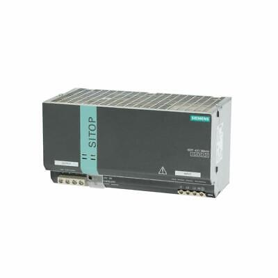 Siemens 6EP1 437-3BA00 6EP1437-3BA00 SITOP Power Supply 400-500VAC In, 24VDC Out
