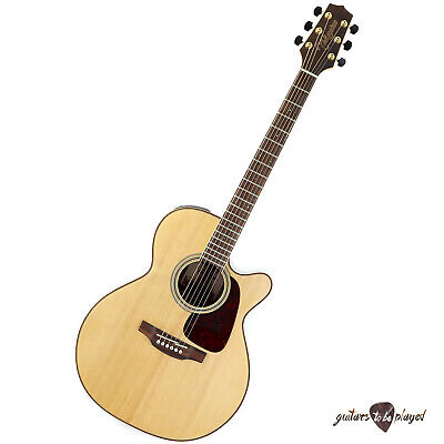 Takamine GN93CE-NAT NEX Body Acoustic/Electric Guitar - Natural