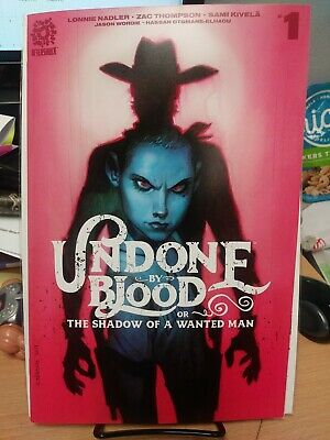 Undone by Blood #1 Andrew Robinson 1:15 Variant Aftershock Comics Zac Thompson