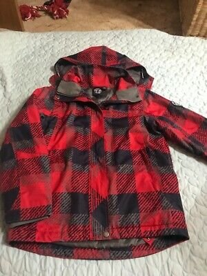 From Next - Tog 24 boys coat in red age 11-12 years (152 cm) - Great condition