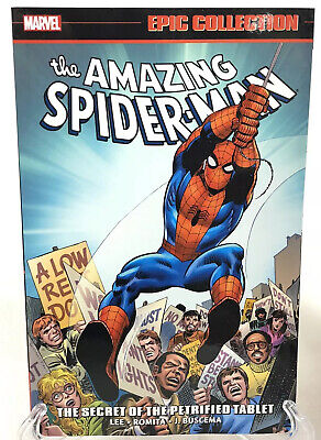 Amazing Spider-Man Epic Collection Vol 5 Secret Petrified Tablet Marvel New TPB