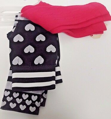 Back To School Set Of 2 Girls Leggings Size Small ( 4-6 X )