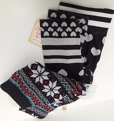 Back to School Set Of 2 Girls Leggings Size Small (4-6 X)