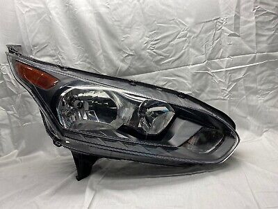 HEADLIGHT RIGHT VP1610P FORD TRANSIT CONNECT 2013 2014 2015 2016 CHROME