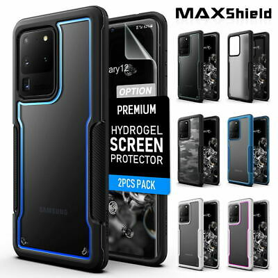 Galaxy S20 Plus Ultra Case VERTECH Heavy Duty Shockproof Slim Clear Cover