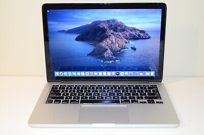 "Apple Macbook Pro 13"" Retina Intel i5 2.4GHz 4GB Ram 128GB SSD, Late 2013 Model"