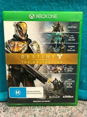 Destiny The Collection - XBOX ONE GAME - FREE POST