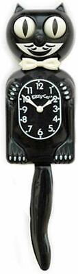Felix Cat Classic Kit Kat Wall Clock Eyes Roll Tail Wags Childrens Kid Bed Room