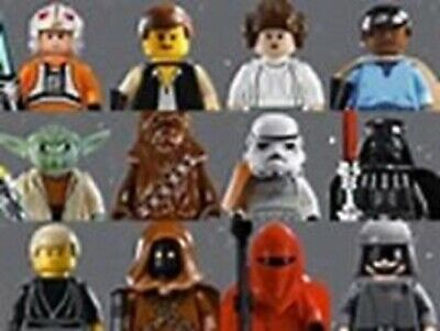 Genuine Lego Minifigures Star Wars Choose Your Own Sw0351 To Sw0550