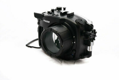 Fantasea FA6500 Underwater Housing + Flat Port for Sony A6500 A6300