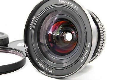 ◉NEAR MINT◉ Zenza Bronica Zenzanon PS 40mm F/4 Lens for SQ-Ai from JAPAN 2019-79