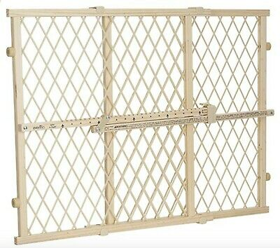 """Evenflo Position and Lock Wood Gate (26-42"""") X - 23"""" (set of 2 available)"""