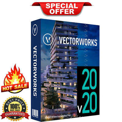 🔥Vectorworks 2020 🔥 Full Version 🔥 FOR PC 64 Bits🔥Download🔥 [LIMITED OFFER]