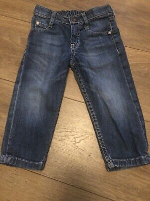 Baby Boys Levi Jeans Age 18 m ( 12-18 Mth)