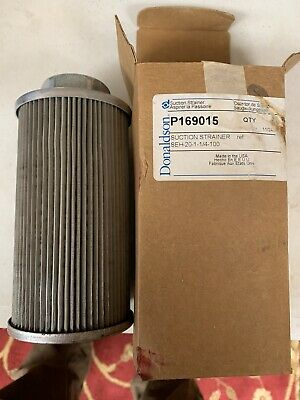 New Genuine DONALDSON P169015 Hydraulic Strainer Filter Shipped Fast
