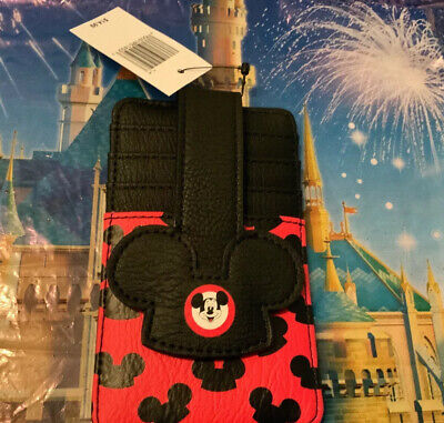 Disney Parks 2020 Mickey Mouse Mouseketeer Card/ ID Holder New With Tags