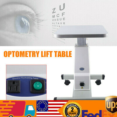 Optical Lifting Table Motorized Equipment Optometry Electric Power Work Table US
