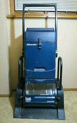 Host Liberator EVM ExtractorVAC Dry Extraction Carpet Cleaning Machine