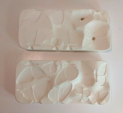 1960 Butterflies Duncan Ceramic Slip Casting Mold - #DM727 NICE Condition