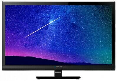 "Blaupunkt 24"" Widescreen HD Ready LED LCD TV Freeview HD HDMI & USB Media/Record"