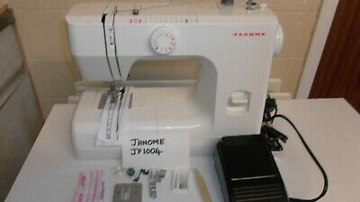 Janome Jf 1004 Sewing Machine