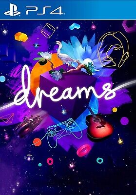 Videogioco PS4 - Dreams - Sony PlayStation 4 - NUOVO SIGILLATO ORIGINALE