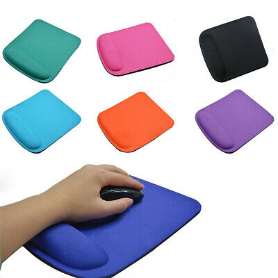 Anti Slip Wrist Support Game Mouse Mat Soft Square Pad for Computer PC Laptop