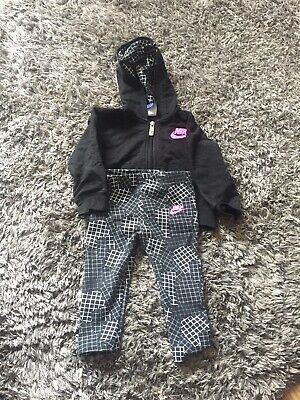 Girls Nike Tracksuit Size 18month