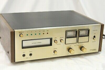 Pioneer Centrex 8 Track Player RH-60 Serviced Tested Guaranteed