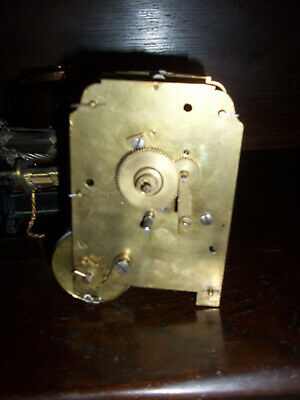 Early 19th Century English Single Fusee Wall or Bracket Clock Movement