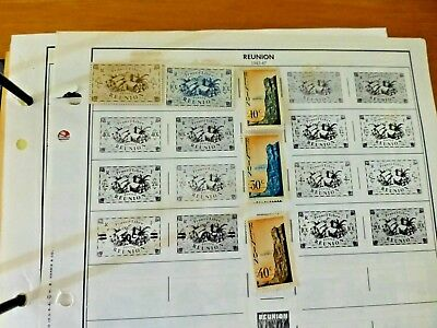 Reunion old  good Stamps for your Collection