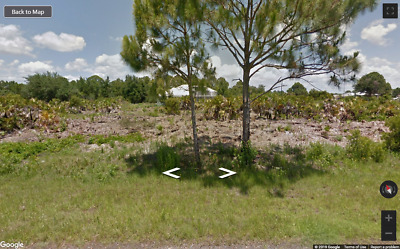 Beautiful vacant land in South Gulf Cove, Port Charlotte, Florida