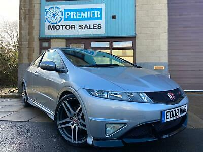 2008 HONDA CIVIC 2.0i-VTEC TYPE-R GT, ONLY 1 PREVIOUS OWNER!!