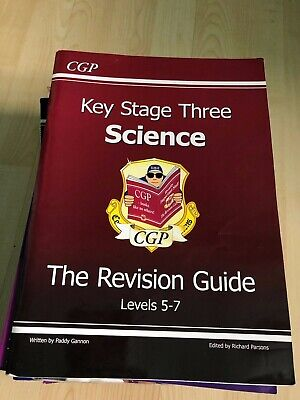 Key Stage 3 Science the revision guide levels 5-7 CGP