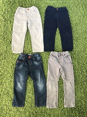 Boys Jeans Chinos 2-3 Years Bundle (Next, Marks And Spencer)