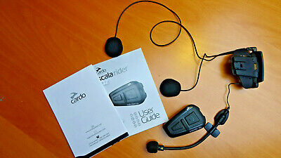 Cardo Scala Rider Solo Qz Bluetooth Headset