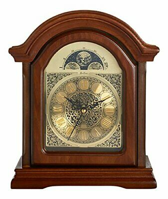 Acctim Weybridge Radio Controlled Mantle Clock with hourly chimes (our ref 4R)
