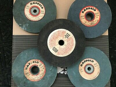 lot of grinding wheels  New old stock