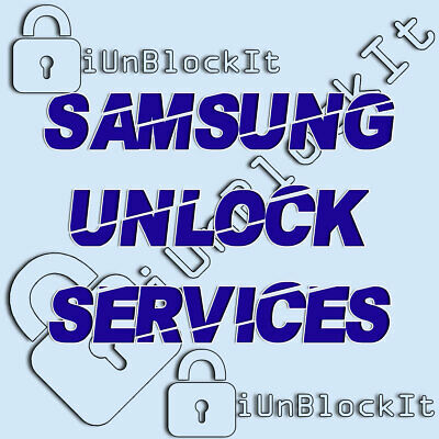SAMSUNG IMEI FIX UNLOCK SERVICE SOURCE USA DEALERS ONLY S8 S9 S10 Note 9 Note 10