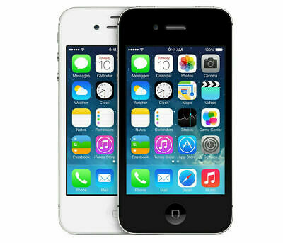 Apple iPhone 4S 8GB/ 16GB /32GB /64Gb Smartphone Unlocked Verizon AT&T
