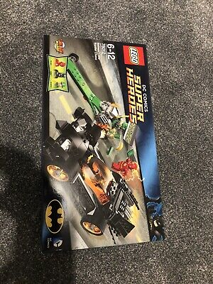 LEGO DC Comics Super Heroes Batman The Riddler Chase (76012) SEALED