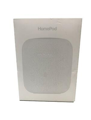 A1639 Apple HomePod Portable Wireless Smart Speaker White Color MQHV2LL/A