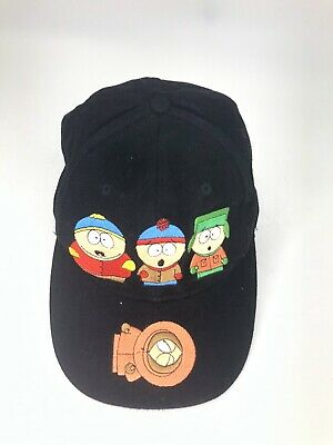 Rare South Park They Killed Kenny Hat One Of A Kind Adjustable Cap c56