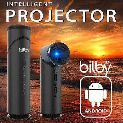Bilby HD Wall or Ceiling PROJECTOR DLP- Bluetooth Speaker - Power Bank - ANDROID
