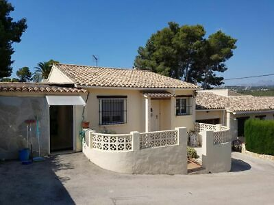 Bungalow in Moraira / Spanien