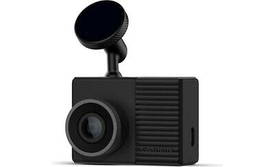 Garmin Dash Cam 46- Wide-Lens Dash Camera w/ Voice Control- 010-02231-00