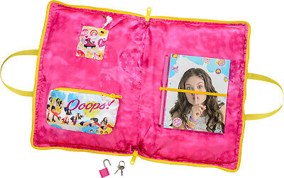 Soy Luna secret cushion with MP3 connection My first diary toy girls new music