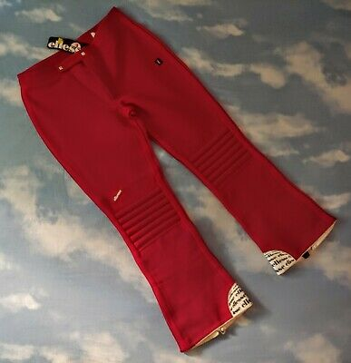 TROUSERS  SKI-sci vintage 70's ELLESSE tg. 56 XL circa Made in Italy New RARE