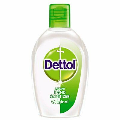 Dettol Instant Hand Sanitizer 25 ml pack enriched with Moisturizers disinfectant
